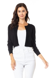 Karen Michelle Open Shrug With Neckline Closure - Product Mini Image