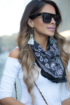 Karen Michelle Stylish Multi-Use Bandanas - Product List Image