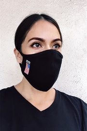 Karen Michelle Us Flag Face Mask - Product Mini Image