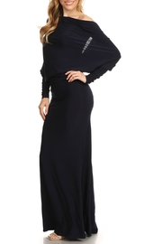 Karen T Designs Low Back Maxi - Side cropped
