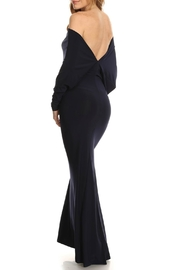 Karen T Designs Low Back Maxi - Front full body