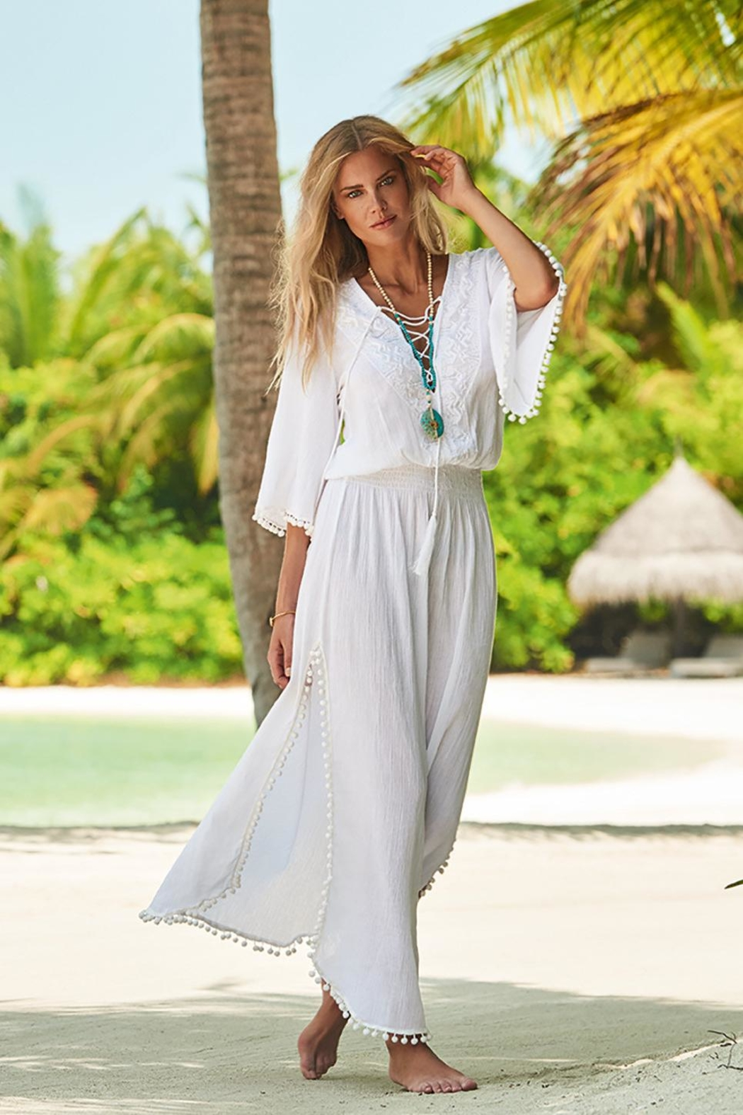 Melissa Odabash Kari Maxi Dress - Main Image