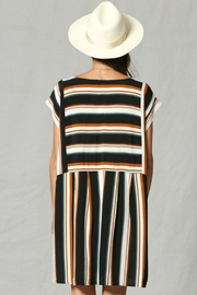 By Together Karina Shift Dress - Front full body