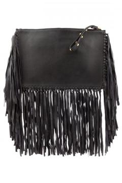 Shoptiques Product: Merino Fringe Clutch