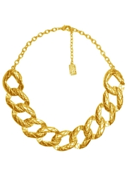 Karine Sultan Paris Bold-Link Collar Necklace - Product Mini Image