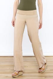Karlie All Linen Pants - Product Mini Image