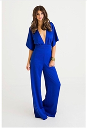Karlie Blue Jumpsuit - Product Mini Image