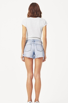 DL 1961 Karlie Boyfriend Shorts - Alternate List Image