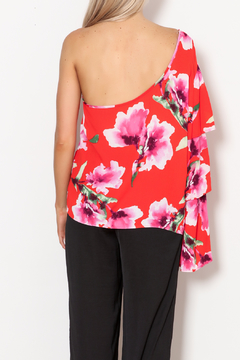 Karlie Clothes Floral ruffle Top - Alternate List Image