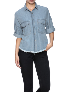 Karlie Clothes Short Sleeve Chambray Shirt - Product List Image