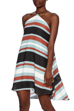 Karlie Clothes Strappy Stripe Dress - Product List Image