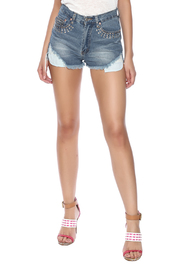 Karlie Denim Abbie Shorts - Product Mini Image