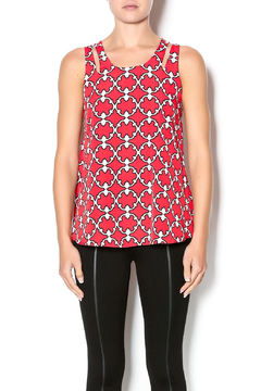 Shoptiques Product: Medallion Print Tank