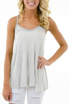 Karlie Striped Swing Tank - Product List Image