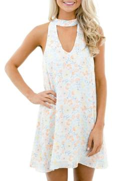Shoptiques Product: White Floral Dress
