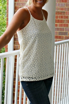 Karlie Clothes Tiny Lace Tank - Product List Image