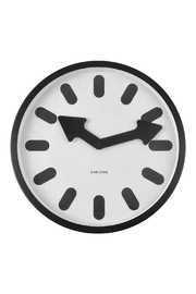 Karlsson Bold Pictogram Clock - Product Mini Image