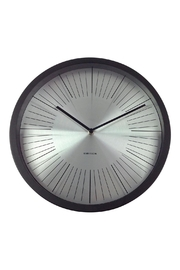 Karlsson Floating Lines Clock - Product Mini Image