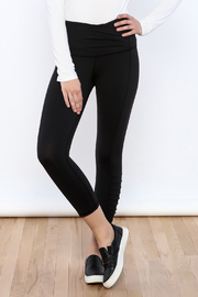 Karma Black Taylor Crop Legging - Product Mini Image