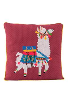 Shoptiques Product: Llama Pillow