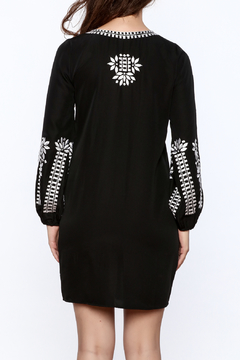 KAS New York Trudy Embroidered Dress - Alternate List Image