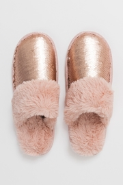 Pia Rossini KASHA SLIPPERS - Front cropped