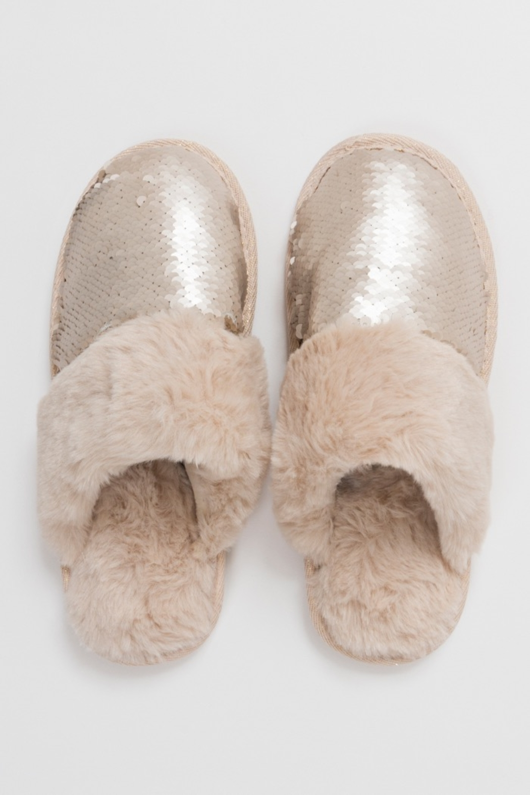Pia Rossini Kasha Slippers - Front Cropped Image