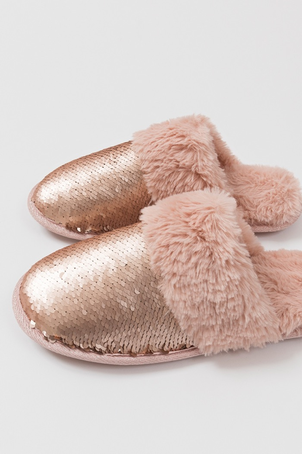 Pia Rossini Kasha Slippers - Front Full Image