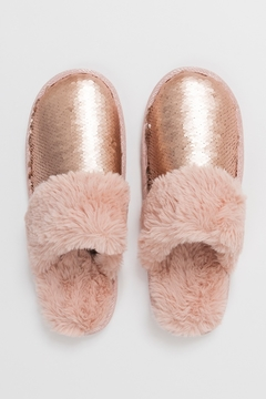 Pia Rossini KASHA SLIPPERS - Product List Image