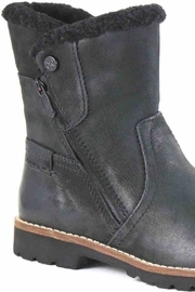 Bussola  Kasia Sherpa-Lined Bootie - Product Mini Image