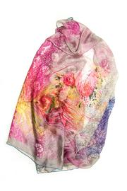 Kaskól Multicolor Scarf - Front full body