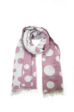 Shoptiques Product: Dot Tapestry Scarf
