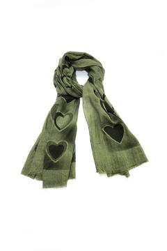 Shoptiques Product: Heart Scarf