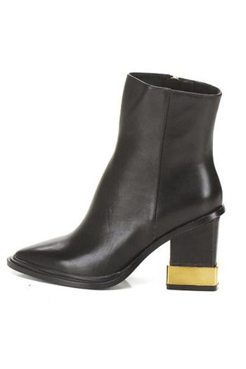 Shoptiques Product: Gold-Dipped Paloma Boot - main