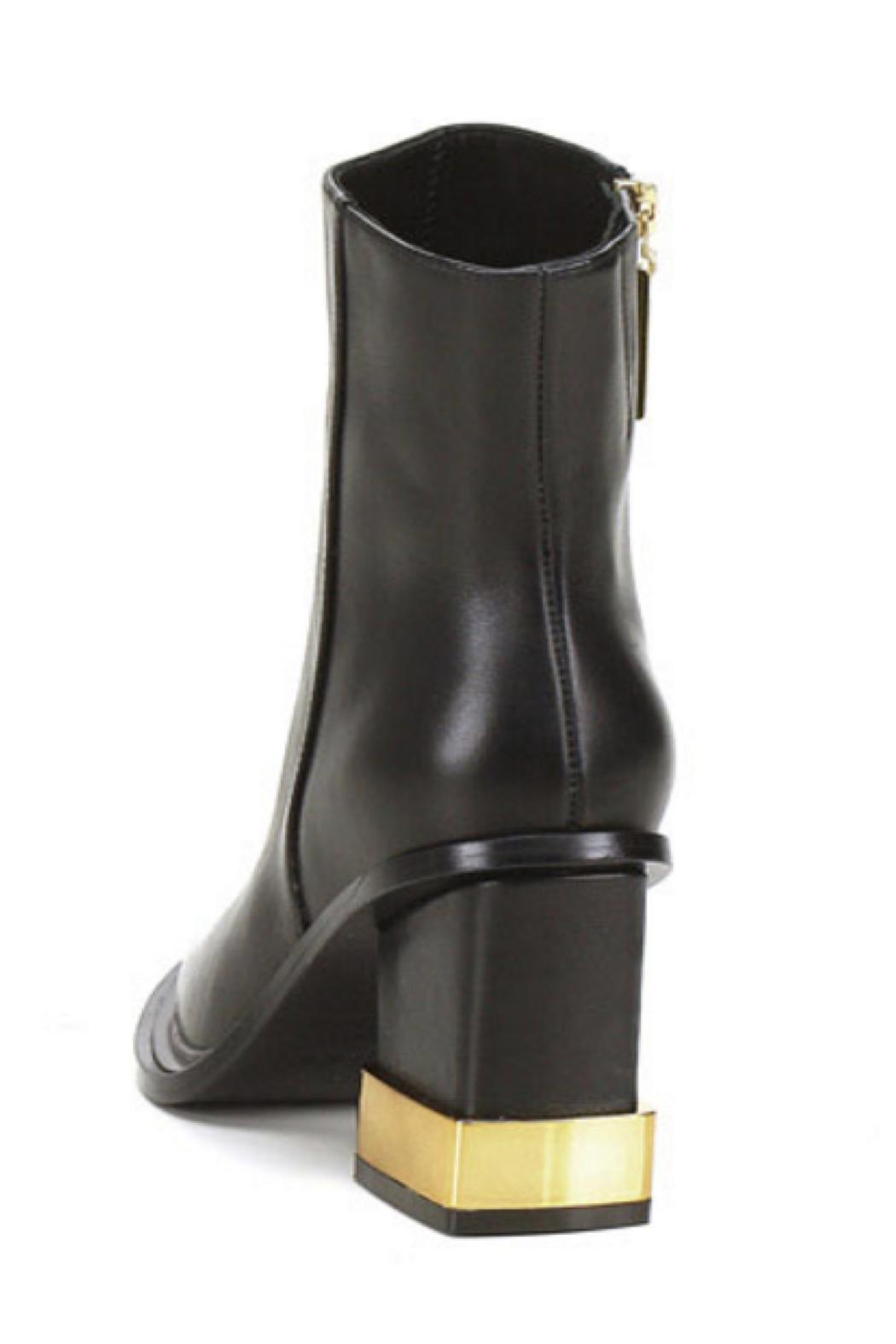 Kat Maconie Gold-Dipped Paloma Boot - Side Cropped Image