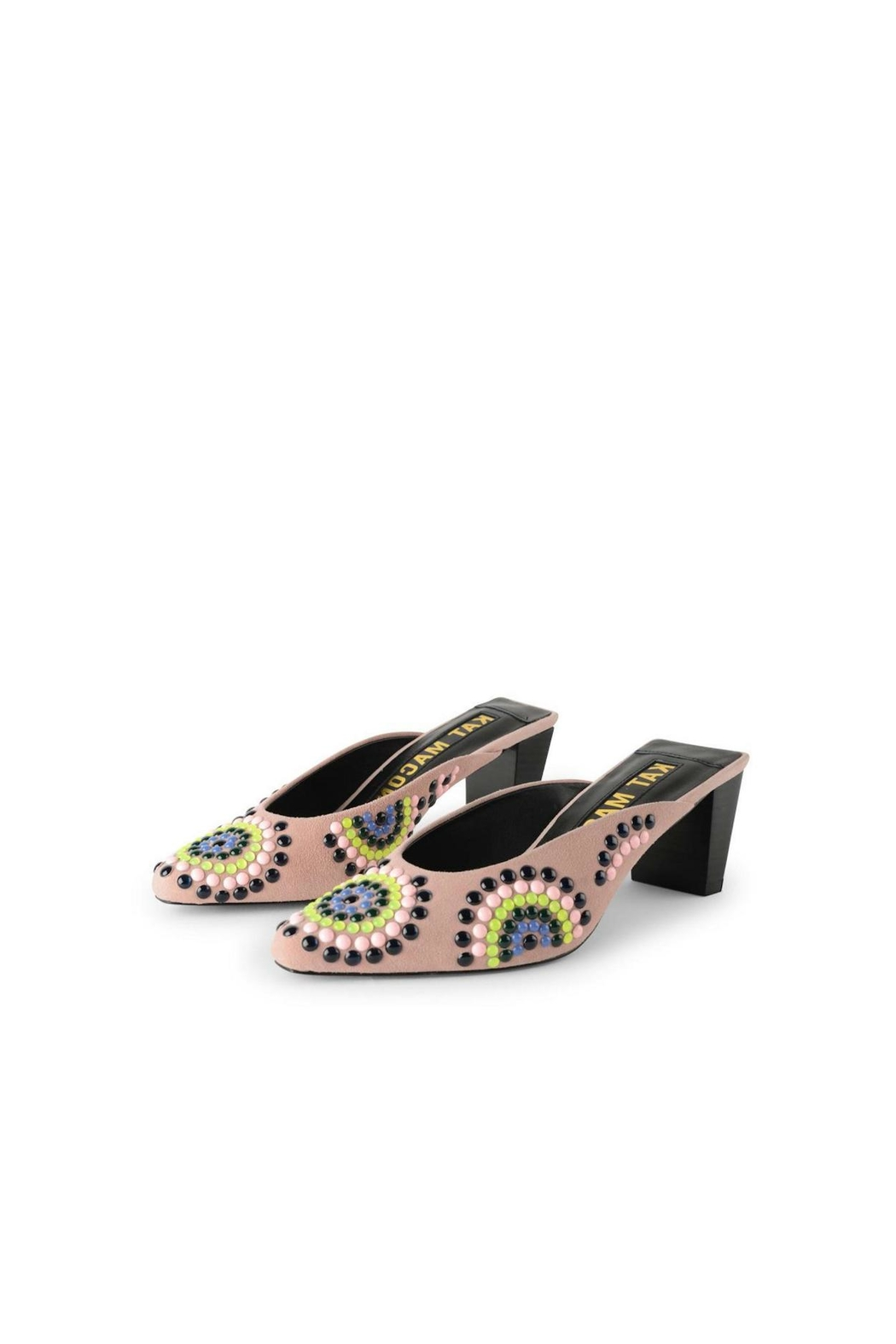 dc6d3b54c Kat Maconie Luella Kitten Heel from Los Angeles by Tags Boutique ...
