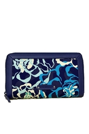 Vera Bradley Katalina Blues Trimmed-Accordion - Product Mini Image
