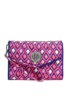 Vera Bradley Katalina-Pink Your-Turn Wristlet - Product List Image