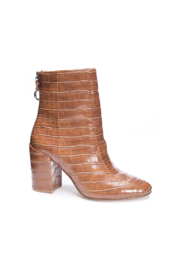 Chinese Laundry Katarina Croco Bootie - Front full body