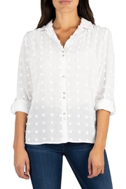 Kut from the Kloth KATE BLOUSE - Product Mini Image