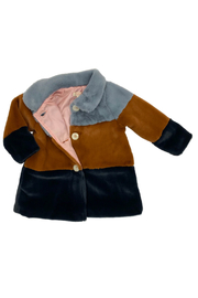 Pink Chicken Kate Coat - Front full body
