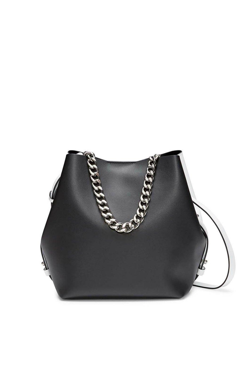 Rebecca Minkoff Kate Convertible Bucket-Bag - Front Cropped Image