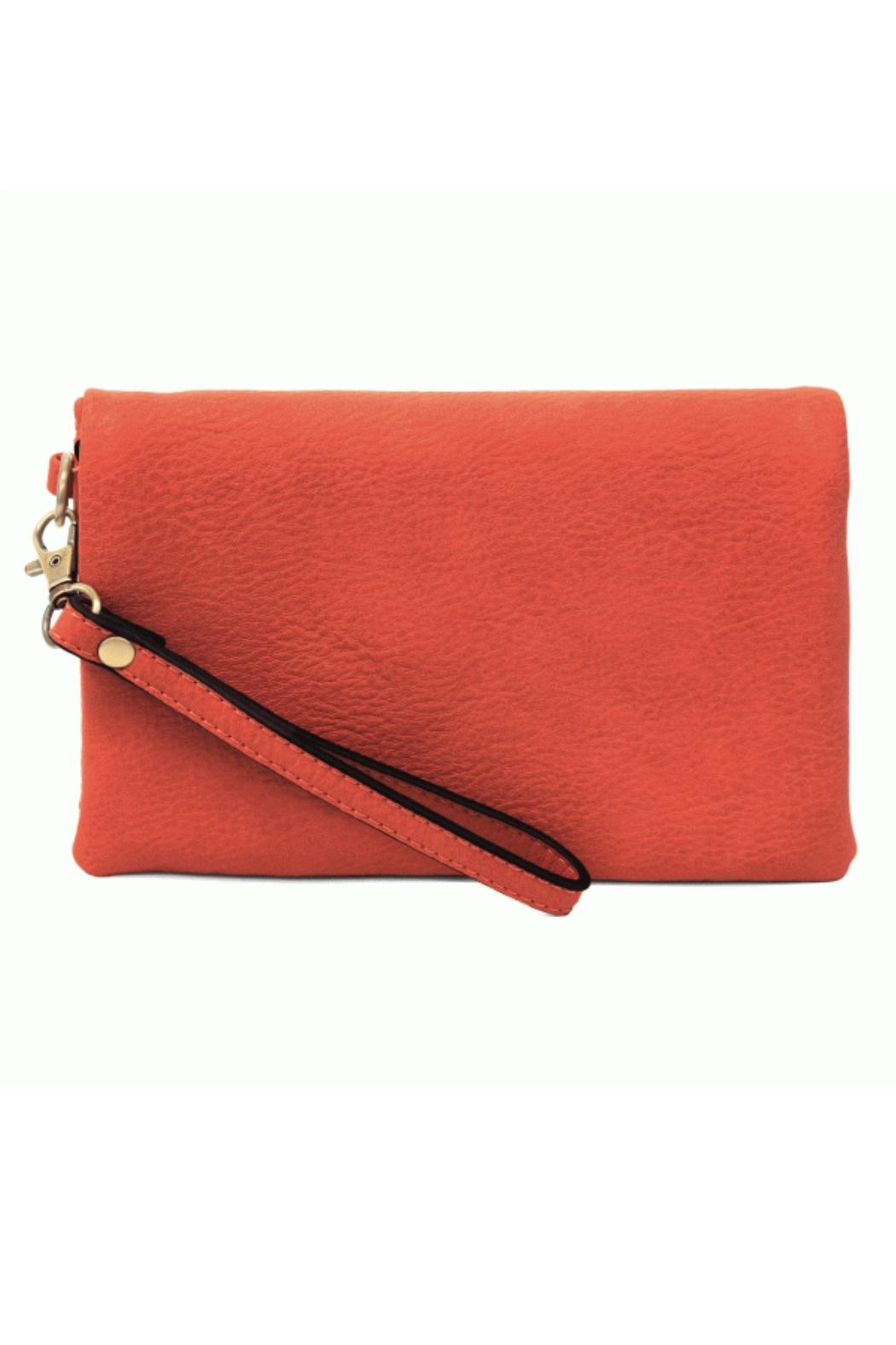 Joy Accessories Kate Crossbody - Geranium - Front Cropped Image