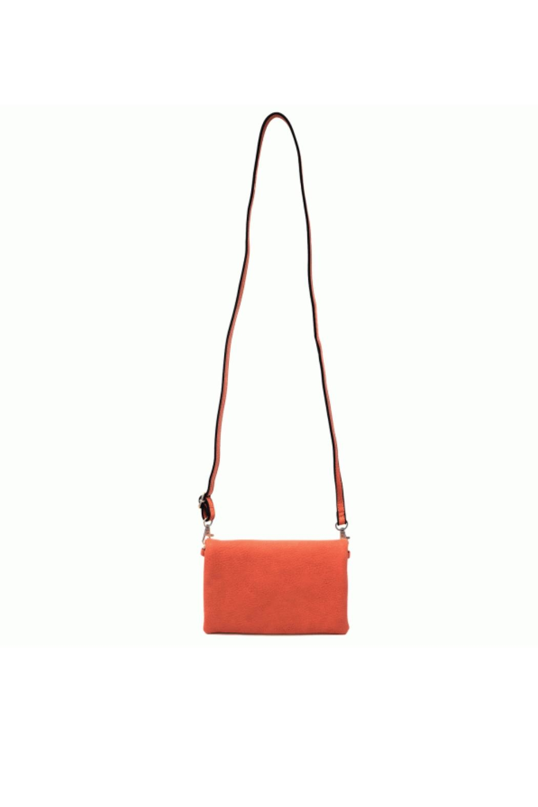 Joy Accessories Kate Crossbody - Geranium - Back Cropped Image