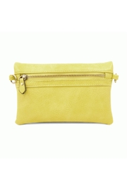 Joy Accessories Kate Crossbody - Lime - Side cropped