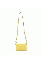 Joy Accessories Kate Crossbody - Lime - Front full body