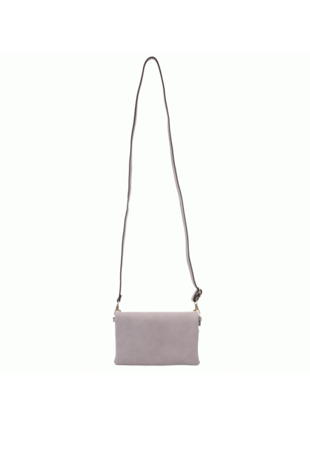 Joy Accessories Kate Crossbody - Wisteria - Back Cropped Image
