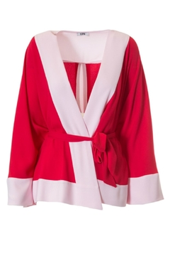 kate by laltramoda Coral Kimono Jacket - Product List Image
