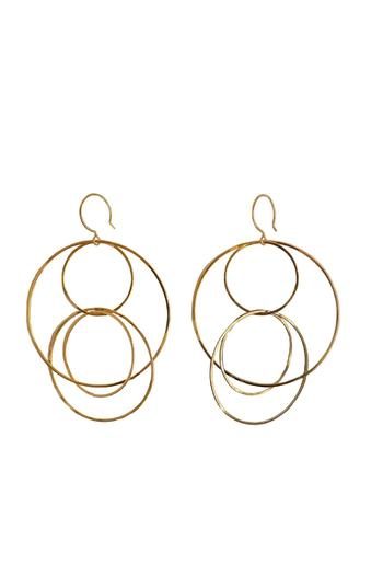 Kate Jack Jewelry Figure Eight Hoops From Oregon By Patina