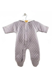 Kate Quinn Organics Bear Footie Jumpsuit - Product Mini Image